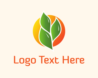 Agronomy - Green Wheat logo design