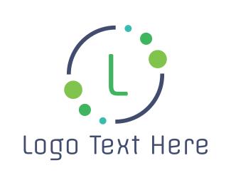 Minimalist - Tech Circle logo design