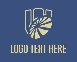 Safeguard - Turbine Tower logo design