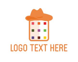 Tablet - Hat Application logo design