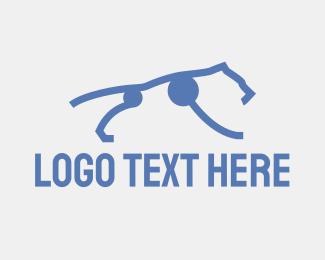 Car Emblem - Tech Cat logo design