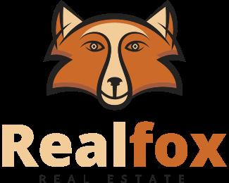 Story - Cartoon Fox logo design