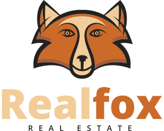 Friendly - Cartoon Fox logo design