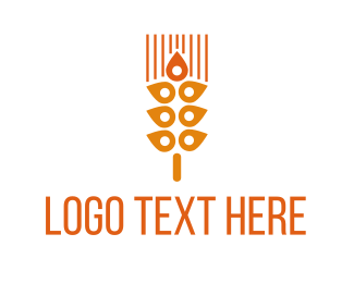 Spot - Wheat Spot logo design
