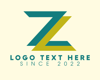"""Letter Z"" by LogoBrainstorm"