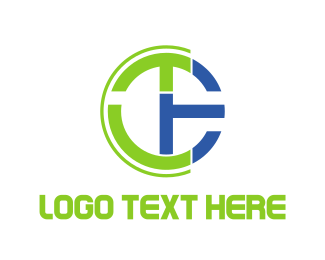 Security - Tech Circle logo design