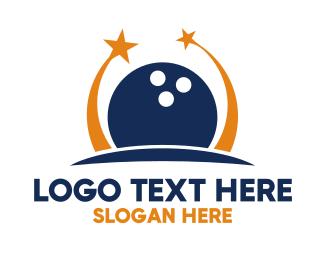 Miracle - Bowling Stars logo design