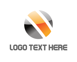 """Circle Globe"" by Logobrary"