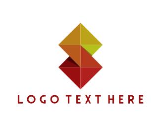 Diamond - Red Diamond logo design