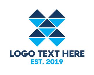 Gaming - Mosaic X Gaming logo design