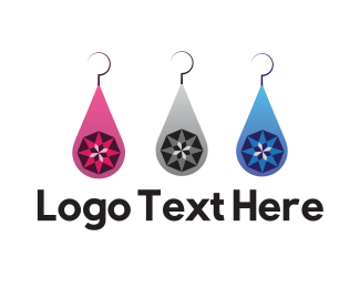 Jewel - Jewelry Earrings logo design