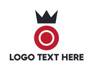 Poker - Royal Chip logo design