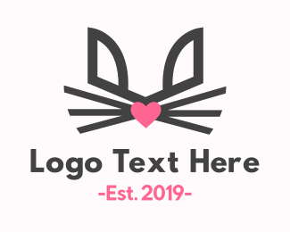 Lovely - Lovely Rabbit logo design