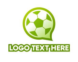 Fifa - Soccer Chat logo design