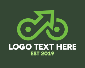 Bike - Up Cycle logo design