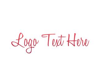 Hotel - Elegant Pink Gradient logo design