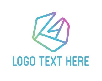 Shiny - Diamond G logo design