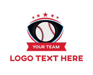 Baseball - Baseball Base logo design