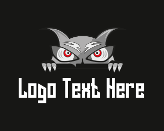 Beetle - Evil Monster logo design