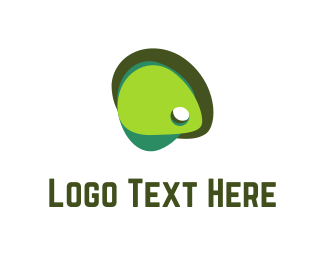 Oil - Olive Green logo design