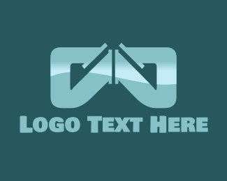 Handyman - Water Pipe logo design