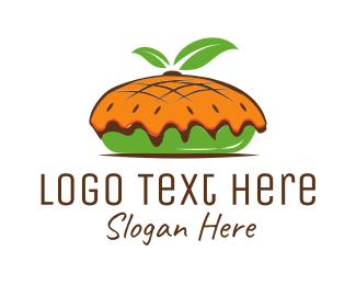 Pie - Organic Pie logo design