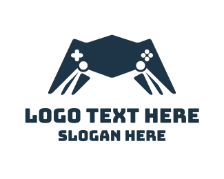 Nintendo - Gaming Spider logo design