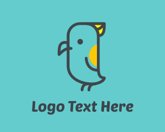 Parrot Toucan Logo