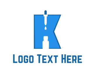 Drip - Liquid Vape logo design
