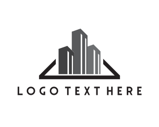 Urban - Silver City logo design