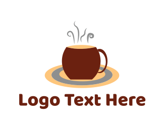 Cup - Coffee Cup logo design