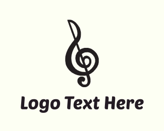 Musical - Musical Note logo design