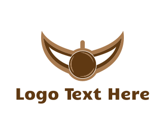 Cow - Bull Coffee logo design