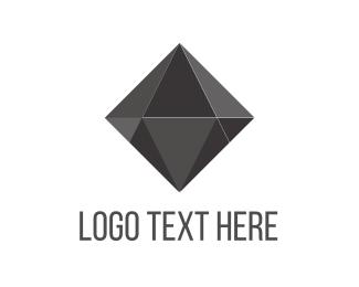 Jewel - Black Diamond logo design