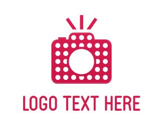 Dots - Dot Cam logo design