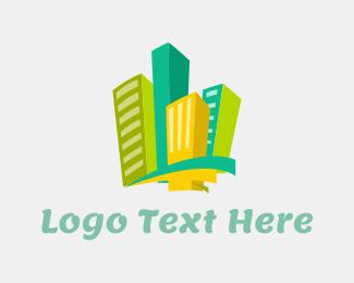 Council - Cartoon City logo design