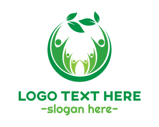 Team - Eco Team logo design