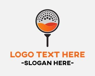 Golfer - Fresh Golf logo design