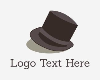 Fancy - Tip Top Hat logo design