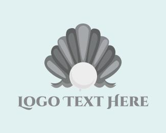 Shell - Elegant Pearl logo design