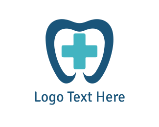 Teeth - Dental Clinic logo design