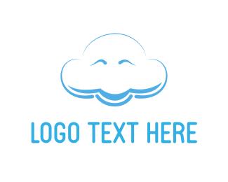 Happy Cloud Logo