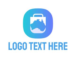 Gprs - Australia App logo design