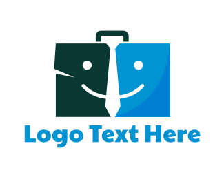 Employee - Business Face logo design