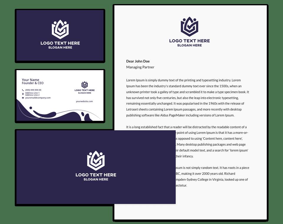 logo maker branding examples
