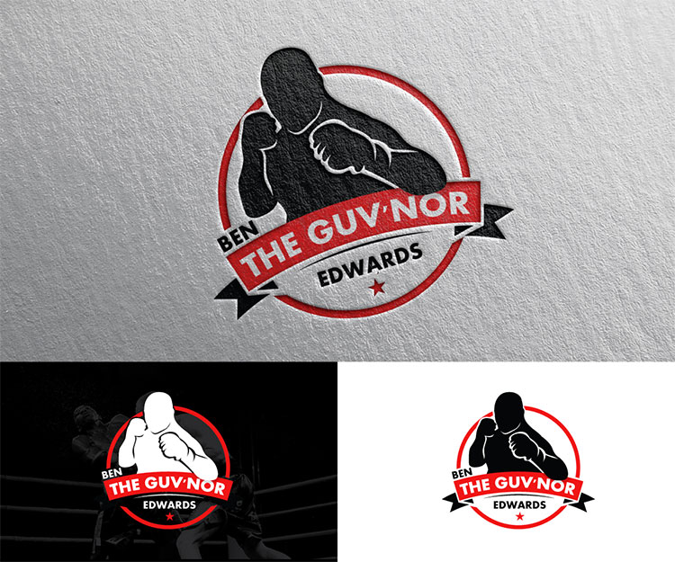 Silhouette Logo Design by Leayer