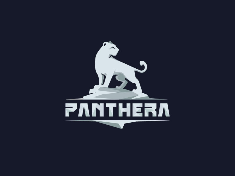 Statue Logo Design by Milos Djuric