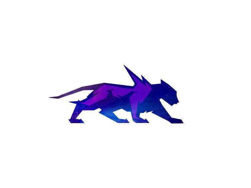 Purple Logo Design by Jimmy