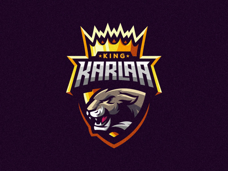 King Logo Design by Modal Tampang