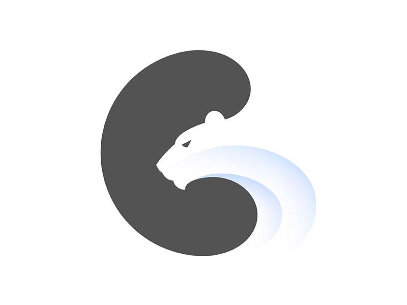 Negative Space Logo Design by Yoga Perdana